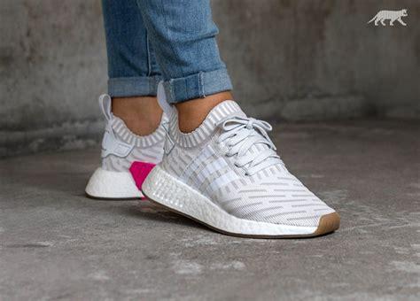Adidas Nmd R2 Pk Pink Po adidas nmd r2 pk w ftwr white ftwr white shock pink asphaltgold
