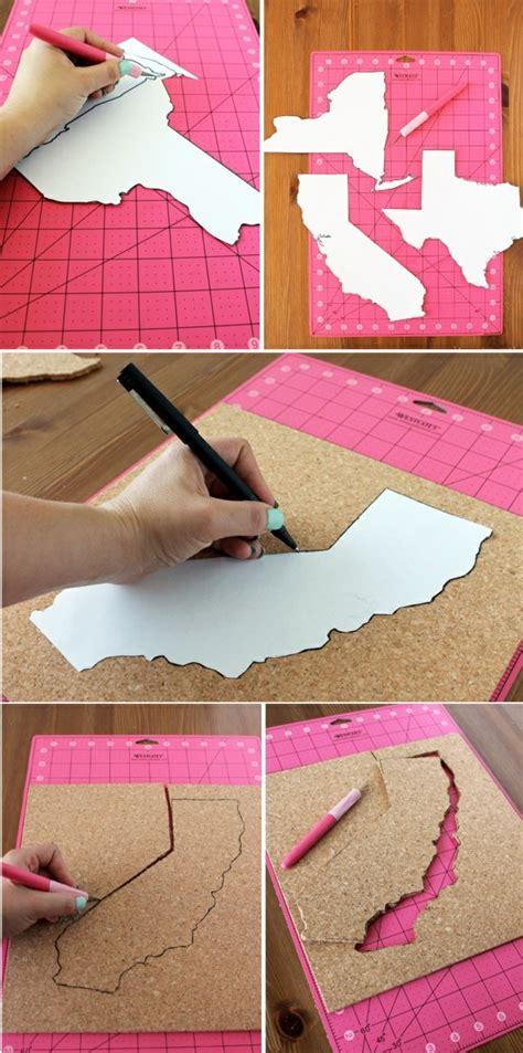 pinnwand selber machen 1001 ideen wie sie eine pinnwand selber machen