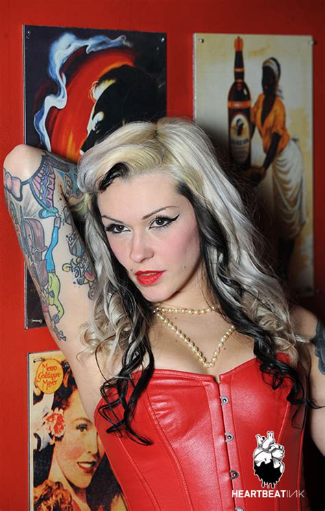 tattoo convention queen mary miss bloody mary heartbeatink tattoo magazine