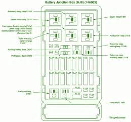 8 best images of 02 ford focus fuse diagram ford focus trunk latch wiring diagram 2003 ford