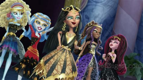 monster high  wishes wallpaper gallery