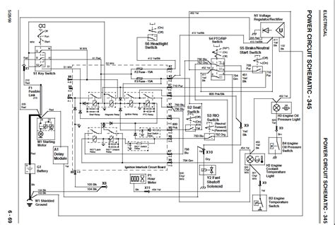 deere 1435 wiring diagram gravely mowers wiring