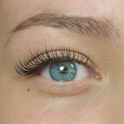 eyelash extensions for 55year old of classic russian lesbian couples with man