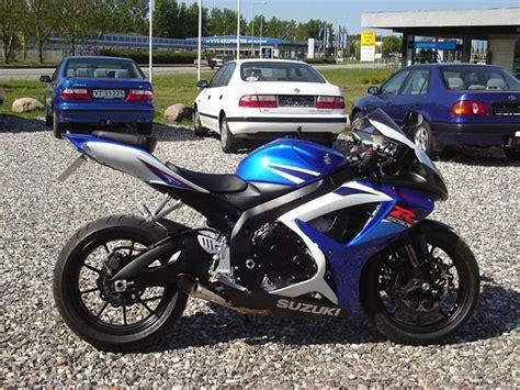 Suzuki Gsxr 750 K7 Suzuki Gsxr 750 K7 Solgt 2007 Dette Er Min Nye