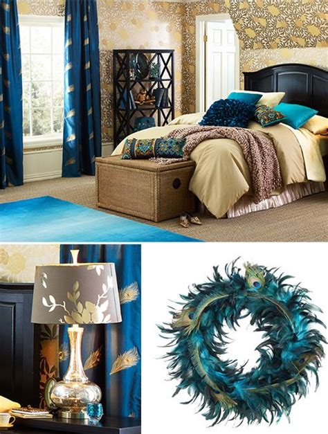 Peacock Decor Bedroom by Bedroom Decorating Ideas Inspirations ǀ Pier 1 Imports