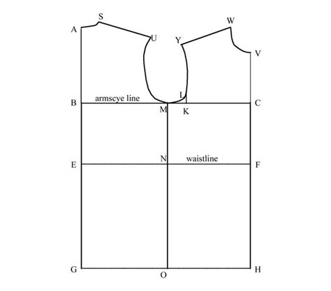shirt pattern drawing pattern drafting 101 the men s shirt block open source