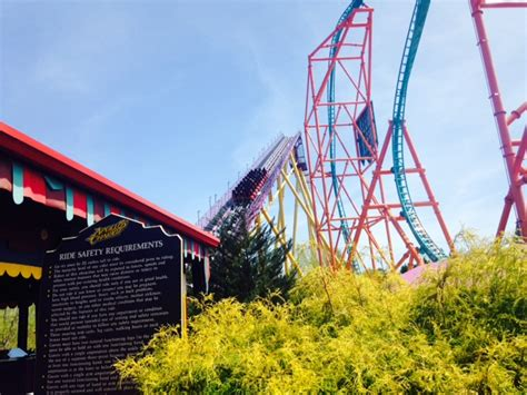 Busch Gardens Hr by Amusement Park Guide On Hrscene Hrscene