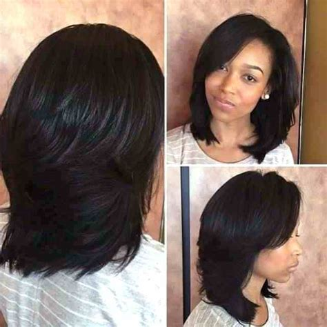 short sew ins styles short black weave hairstyles best short hair styles
