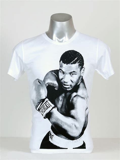 Tshirt Mike Tyson Boxing mike tyson t shirt roots of fight iron kid dynamite world