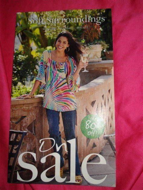 soft surroundings womens fashion catalog 2009 summer ebay