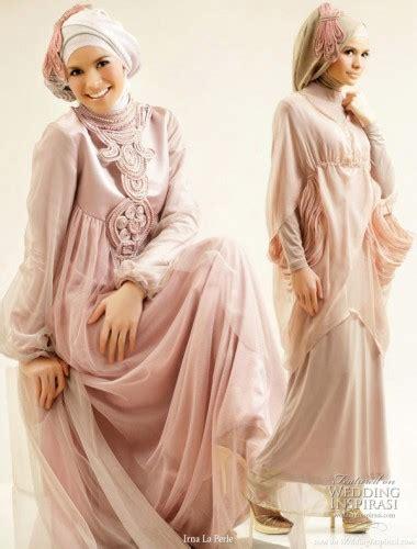 Gamis Pesta Tiara 5 koleksi baju pesta muslimah dari 5 designer ternama