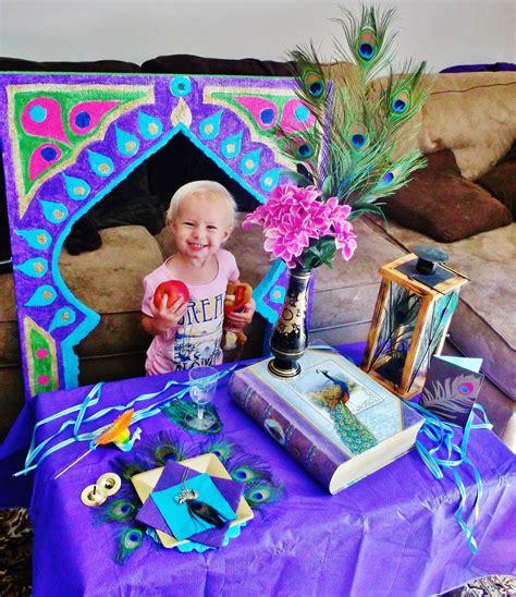 Schneemann Basteln Mit Kindern 3497 by Birthday Set Up For Arabian Nights Themed With