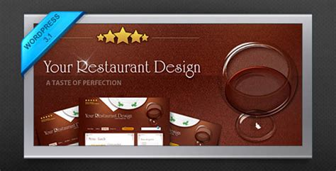 wordpress restaurant layout 15 best restaurant wordpress themes wordpress idesignow