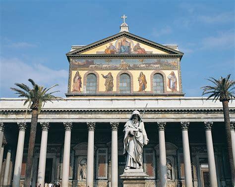 librerie san paolo roma giubileo 2016 apertura della porta santa della basilica