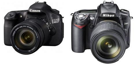 Nikon Yang Bagus fahmiblog canon eos 60d vs nikon d90 mana lebih bagus