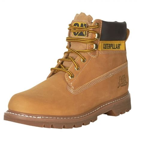caterpillar colorado s honey boots free delivery