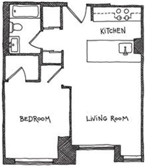 450 square foot apartment floor plan 450 sq ft house google search garage conversion