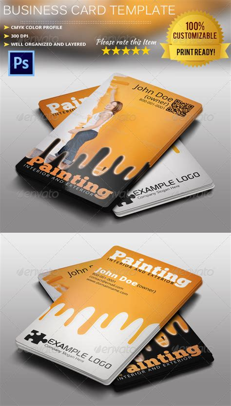 Powerpoint Profile Template – Green Mosaic PowerPoint Template
