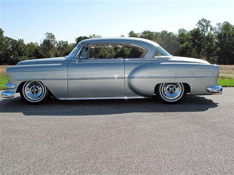 1954 chevy bel air hard top 1954 chevrolet bel air custom 2 door hardtop 116413
