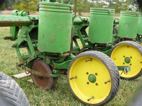 Jd Planters by Deere Corn Planter