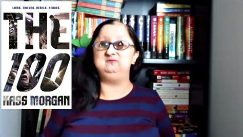 libro rebellion the 100 book the 100 by kass morgan book review youtube