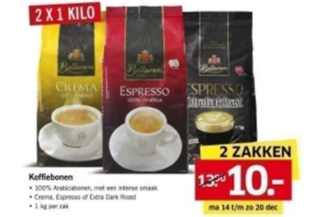 lidl koffiebonen 2015 bellarom koffiebonen nu 2 voor 10 beste nl