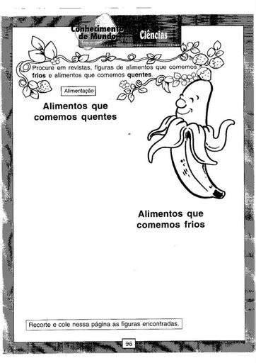 APOSTILA DE ATIVIDADES PARA O MATERNAL