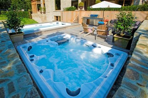 Backyard Pool Exercises by Pin By Michael Phepls On Luxury Swim Spas