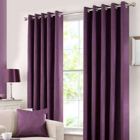 solar blackout curtains solar aubergine blackout eyelet curtains dunelm