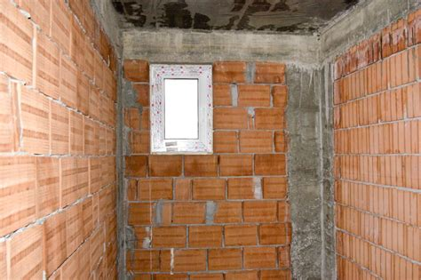 brick house construction howtospecialist   build