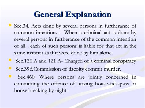 section 34 of ipc criminal law power point