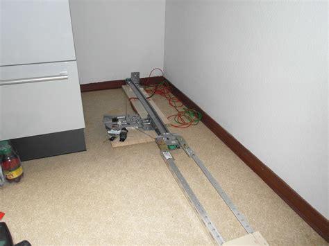 elektrische schublade elektrisch ausfahrender unterschrank userprojekte