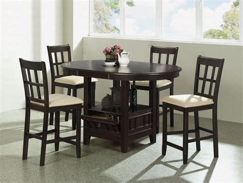Counter Height Kitchen Table And Chairs by Bar Height Kitchen Table Sets Khosrowhassanzadeh