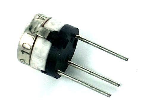 100k variable resistor code 100k ohm trimpot variable resistor murata pot3321p 45 104 west florida components