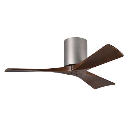 Hugger Ceiling Fan by Irene H 3 Blade Hugger Ceiling Fan By Matthews Fan Company