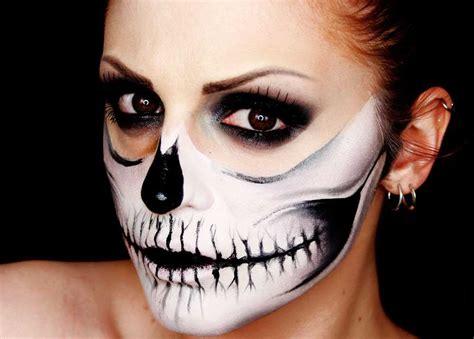 tutorial trucco zombie uomo skull halloween tutorial trucco con teschio beautydea