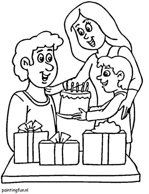 dia de los padres coloring pages colorear dibujos padre hijos