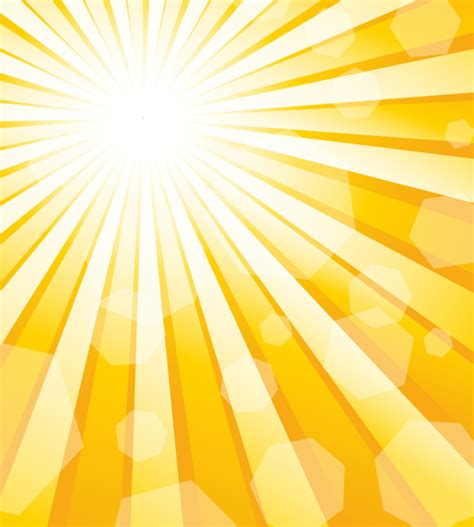 dazzle sunshine background vector 01 free download