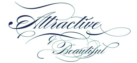Wedding Font With Tails by Burgues Script Font Is An Ode To The Calligrapher Louis