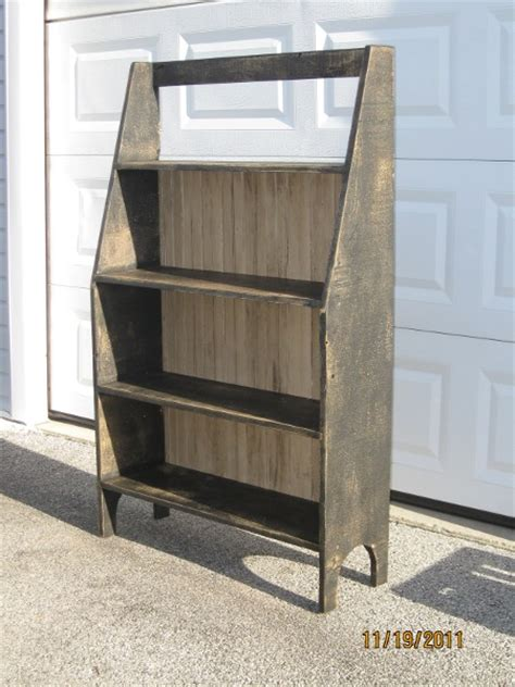 catalog gallery angled bookcase
