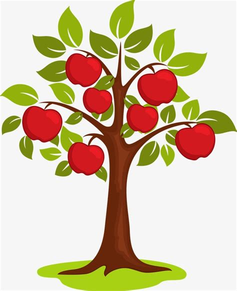 apple tree clipart apple tree clipart png how to format cover letter