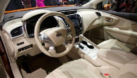 2016 Nissan Murano Price Interior Hybrid Release Date