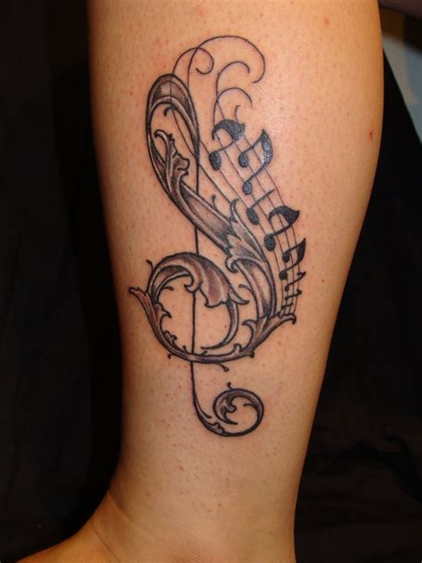 best music tattoos design 17 butterfly note designs 80 shin