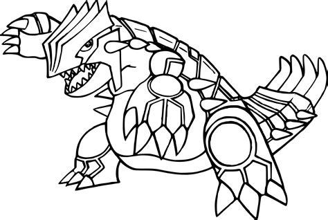 moon rock coloring page coloriage du pokemon groudon 224 imprimer sur coloriage de com