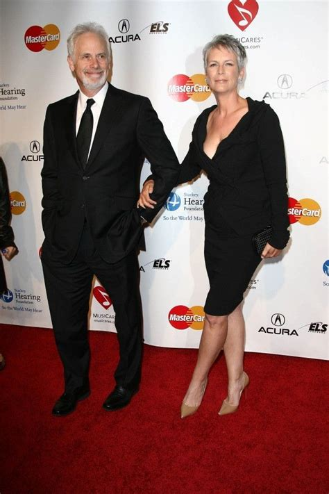 jamie lee curtis with husband 25 best ideas about jamie lee curtis husband on pinterest