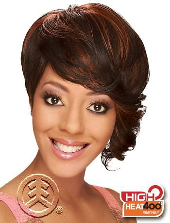 sister remy fiber high heat synthetic wig ht saja hollywood sis remy fiber synthetic wig high tech ht betsey