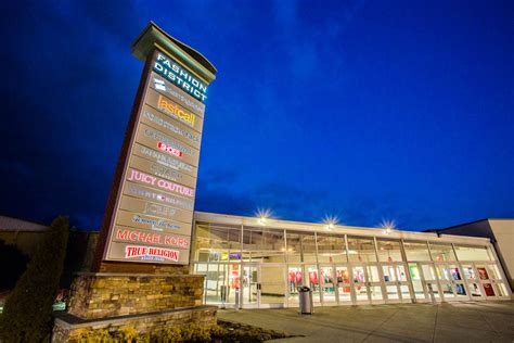 complete list of stores located at potomac mills 174 a