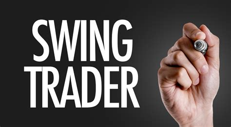 swing trader 4 strategies for becoming a successful swing trader