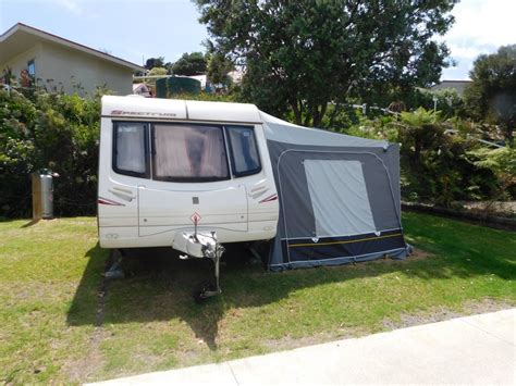 van awning nz annual van 107 russell top10 holiday parkrussell top10