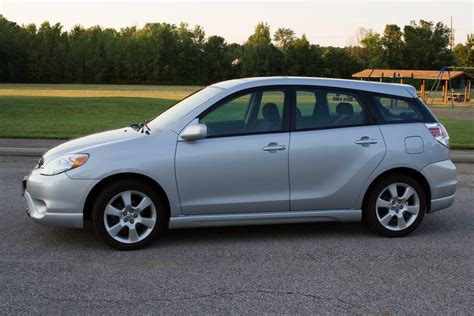 manual cars for sale 2005 toyota matrix seat position control 2005 toyota matrix xrs wagon 1 8l manual